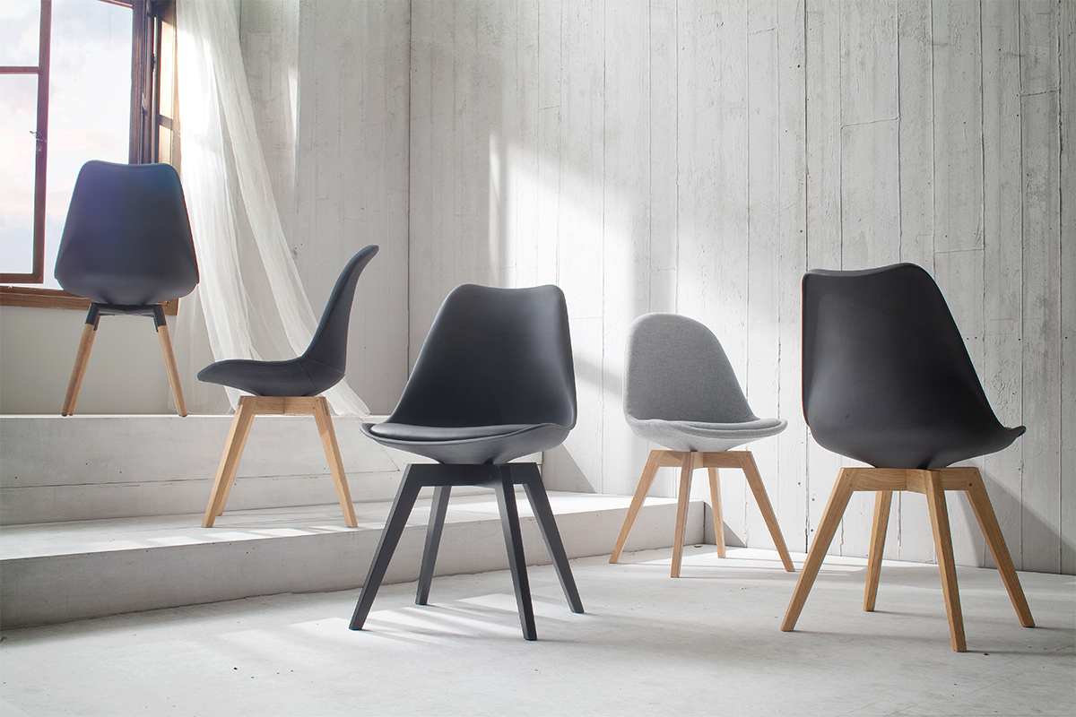 Pick Your Favourite Leg, Seat/table Top And Design Your Own Chair Or Table.  There Is A Combination For Every Personality U2013 Your Design, By Tenzo.u201d