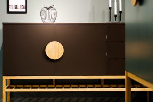 Scoop sideboard