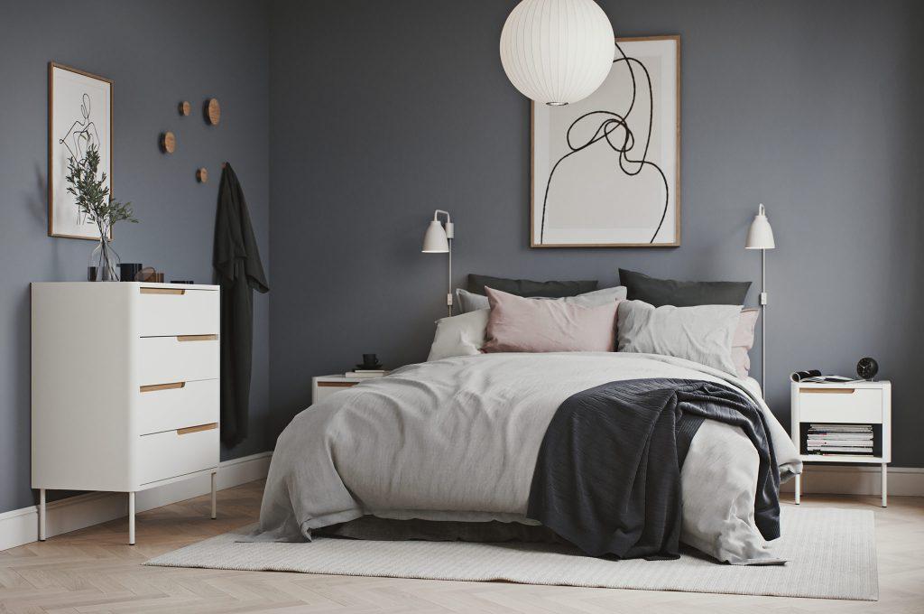 Switch dresser and bedside tebles